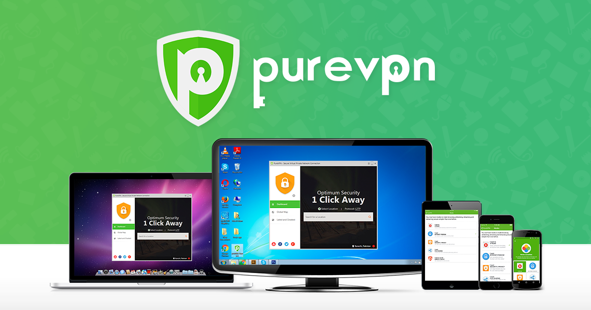 Pure VPN Login